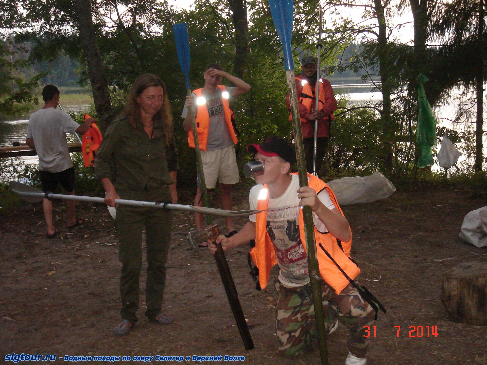Посвящение в туристы сценарий для похода